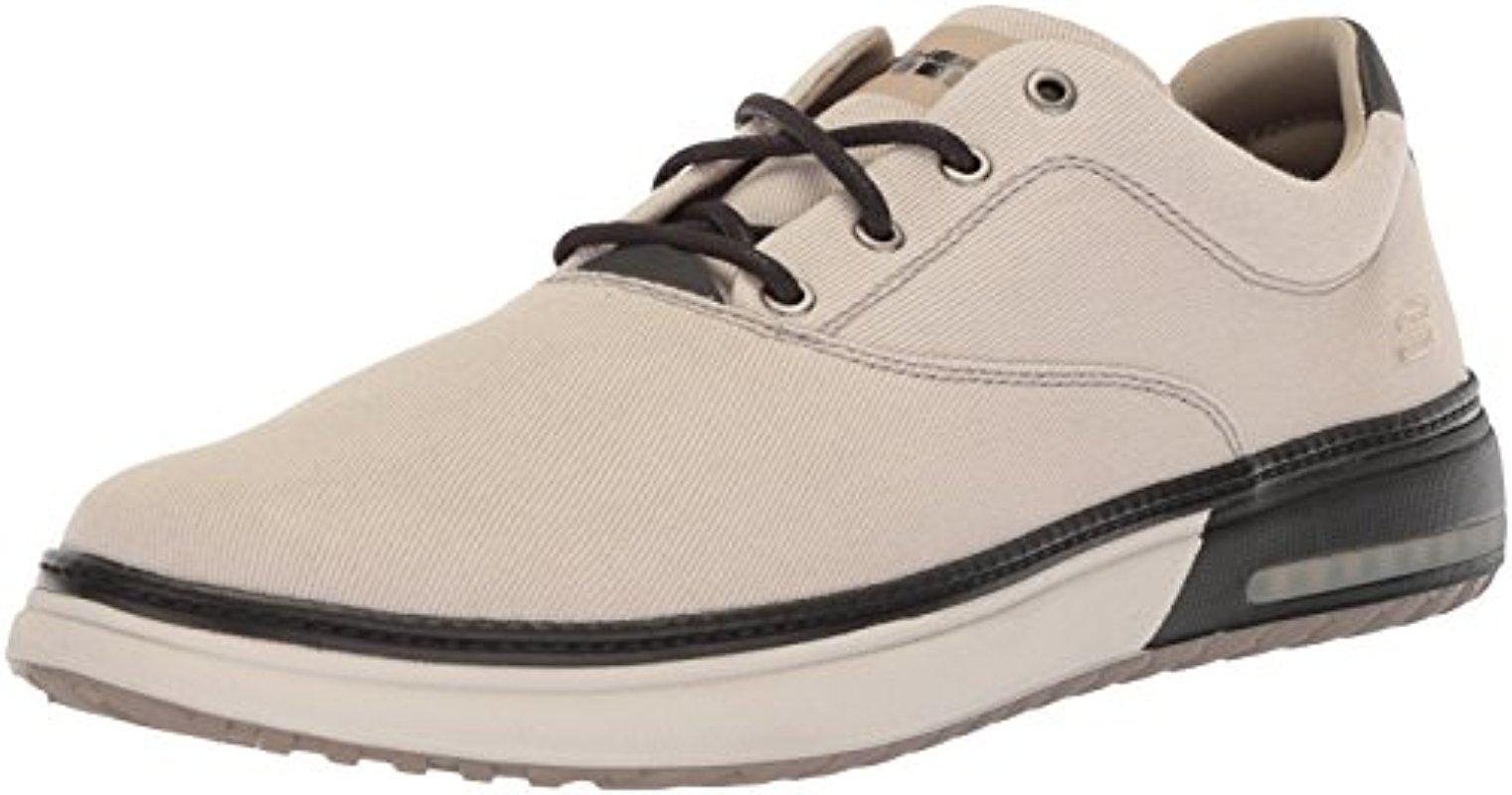 Skechers Canvas Folten-verome Boat Shoe
