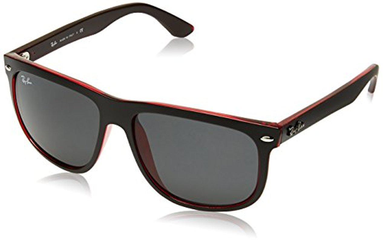 193db77c280 Lyst - Ray-Ban 0rb4147 60414060 Highstreet Boyfriend Sunglasses in ...