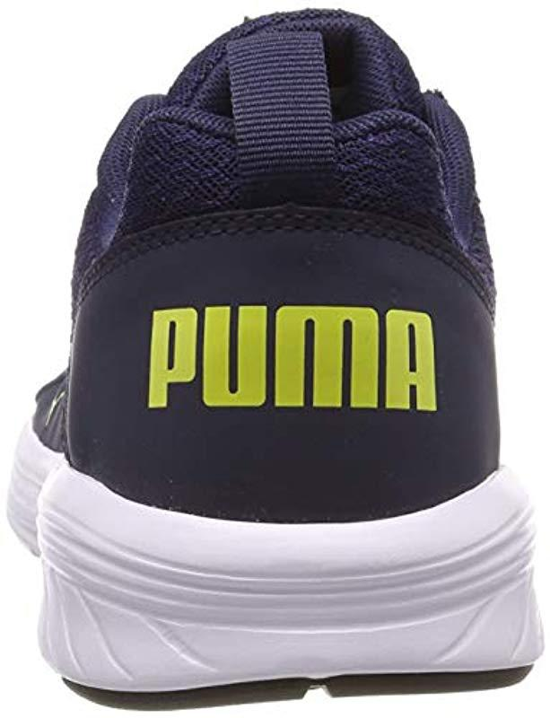 PUMA Unisex Adults  Nrgy Comet Competition Running Shoes in Blue for Men -  Lyst 5f301ad43