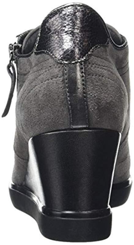 D Eleni D, Zapatillas para Mujer Geox de Cuero