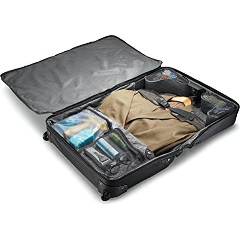 Solyte Softside Carry On Wheeled Garment Bag