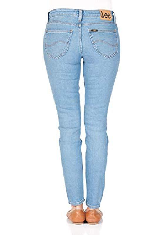 Lee Jeans Denim Boyfriend Fit - Blau in Blau pSd9t