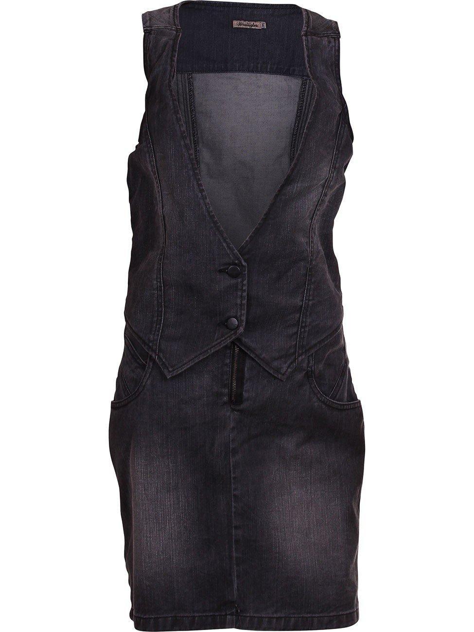 Wrangler Kleid W21PXD19U Black - Sparen Sie 17% cMd8B