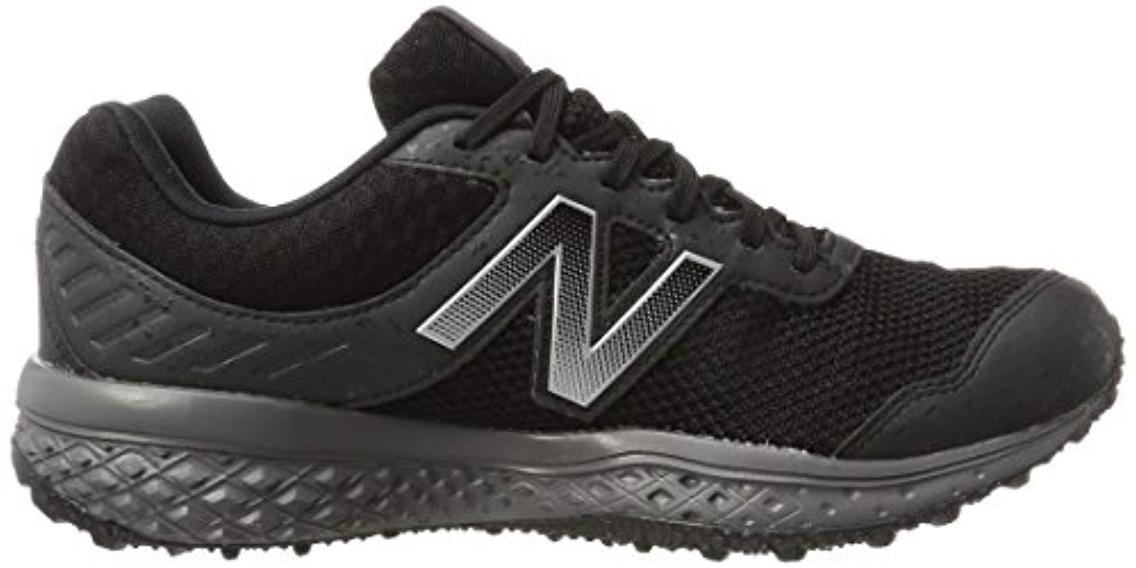 líder Informar Movimiento  New Balance Synthetic Mt620v2 Gore-tex Running Shoes in Black ...
