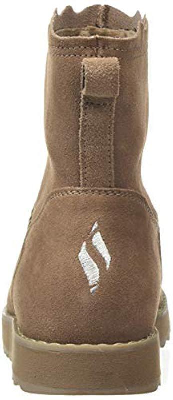 Keepsakes 2.0, Botines para Mujer Skechers de color Marrón