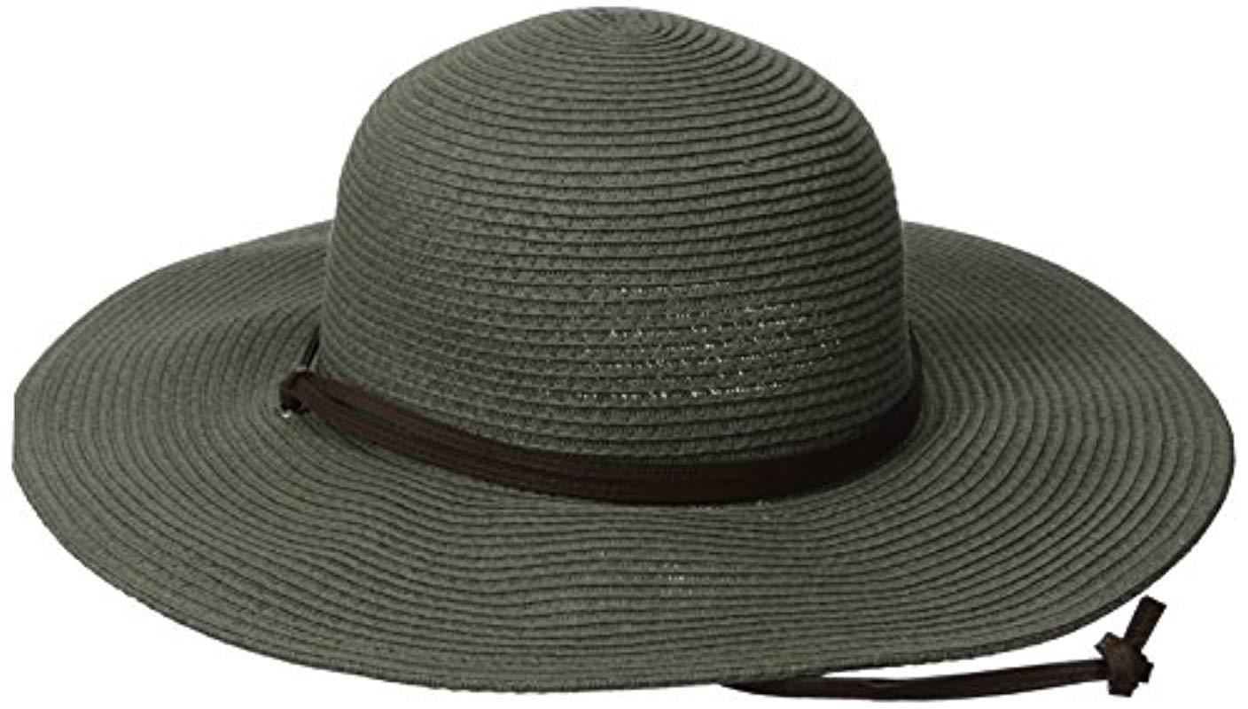 Columbia Global Adventure Packable Hat, Sun Protection, Moisture Wicking in Green - Lyst