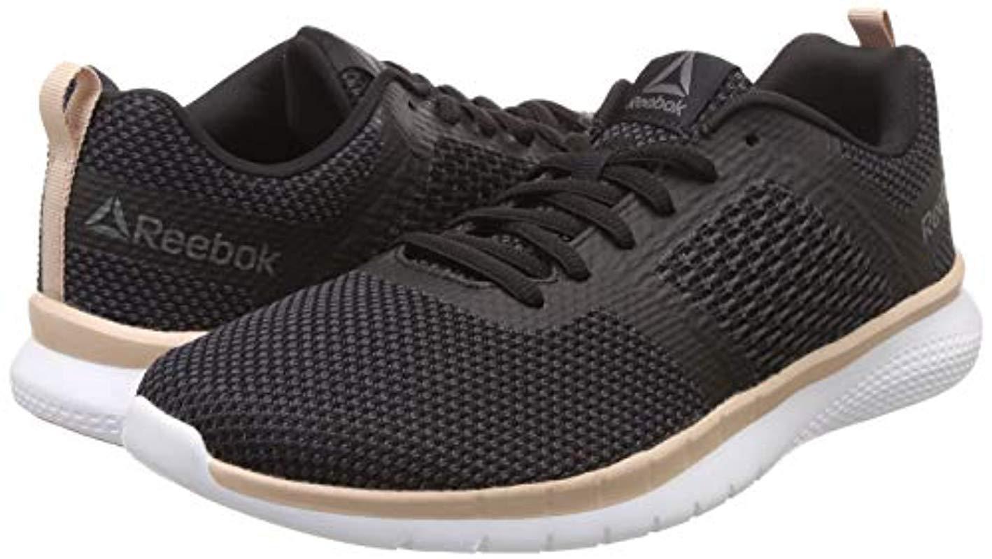 PT Prime Runner FC, Zapatillas de Trail Running para Mujer Reebok de color Negro