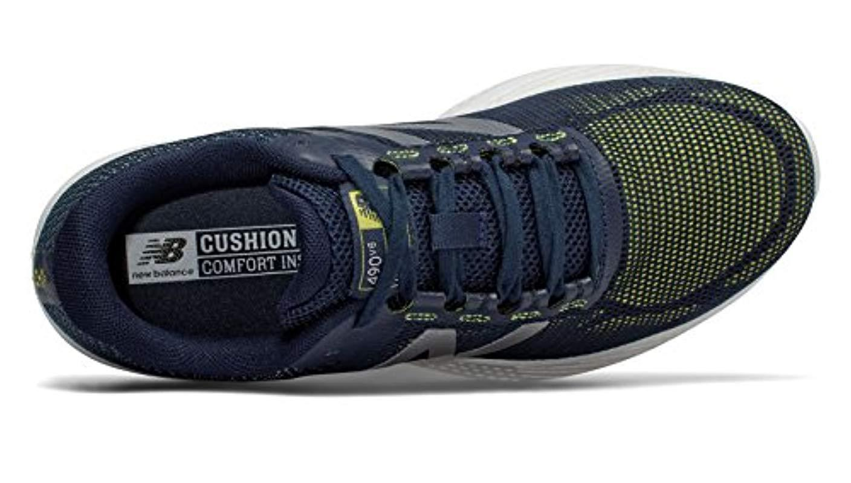 New Balance Leather 490 V6 Running Shoe