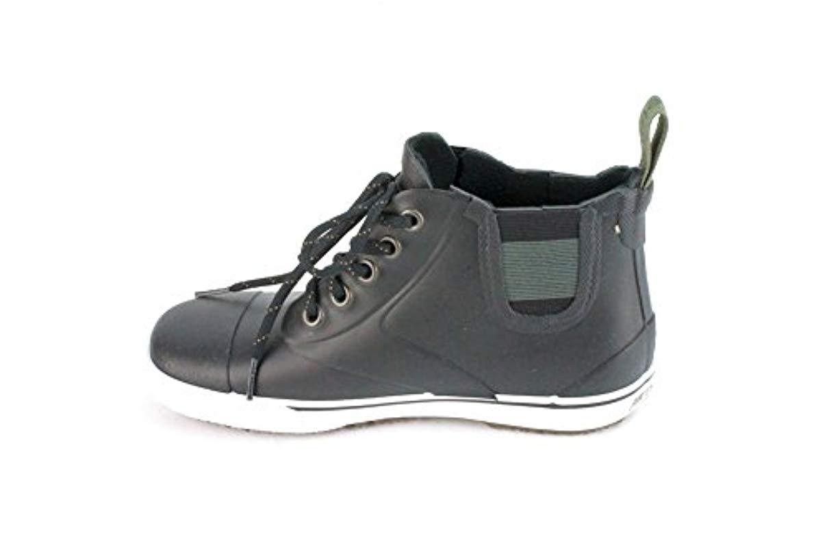 Tretorn Rubber Gunnar Rain Boot In Black Lyst