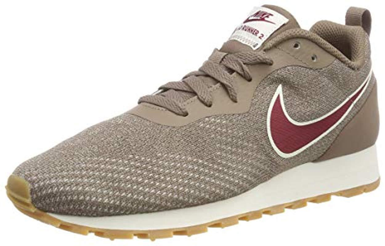 newest collection 89305 25949 Nike - Brown  s Wmns Md Runner 2 Eng Mesh Fitness Shoes - Lyst. View  fullscreen