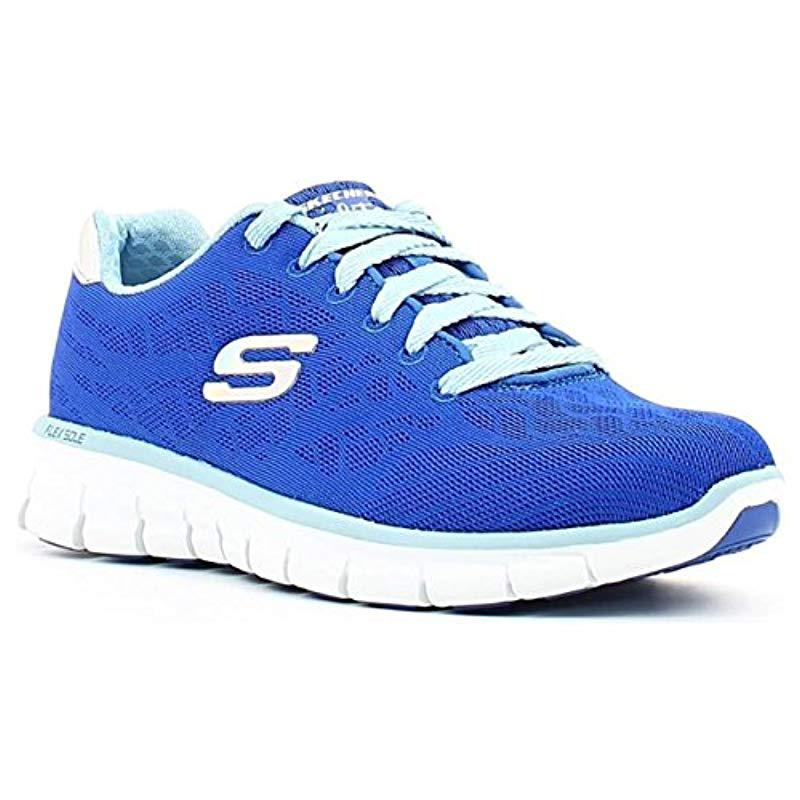 69a14d9b56f2 Skechers. Women s Blue Synergy-moonlight ...