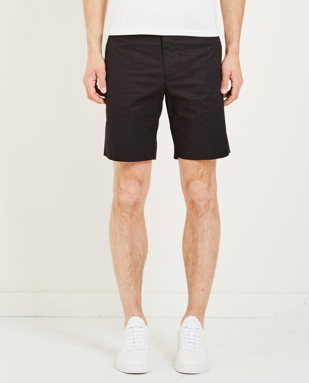 Paolo bermuda shorts - Black Wood Wood zpLMQQQZs