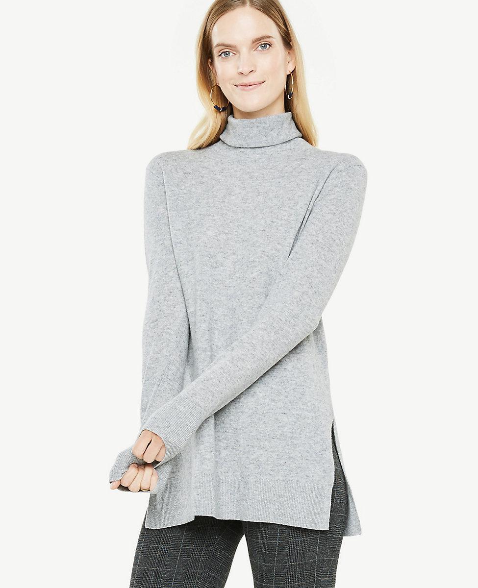 Ann Taylor Tunic Sweater