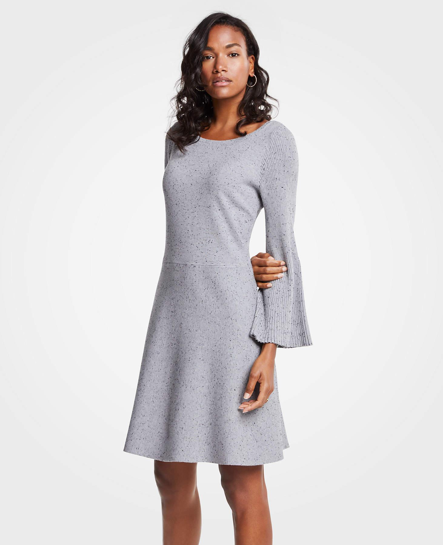 b22877611d3 Gallery. Previously sold at  Ann Taylor · Women s Off Shoulder Mini Dresses  ...