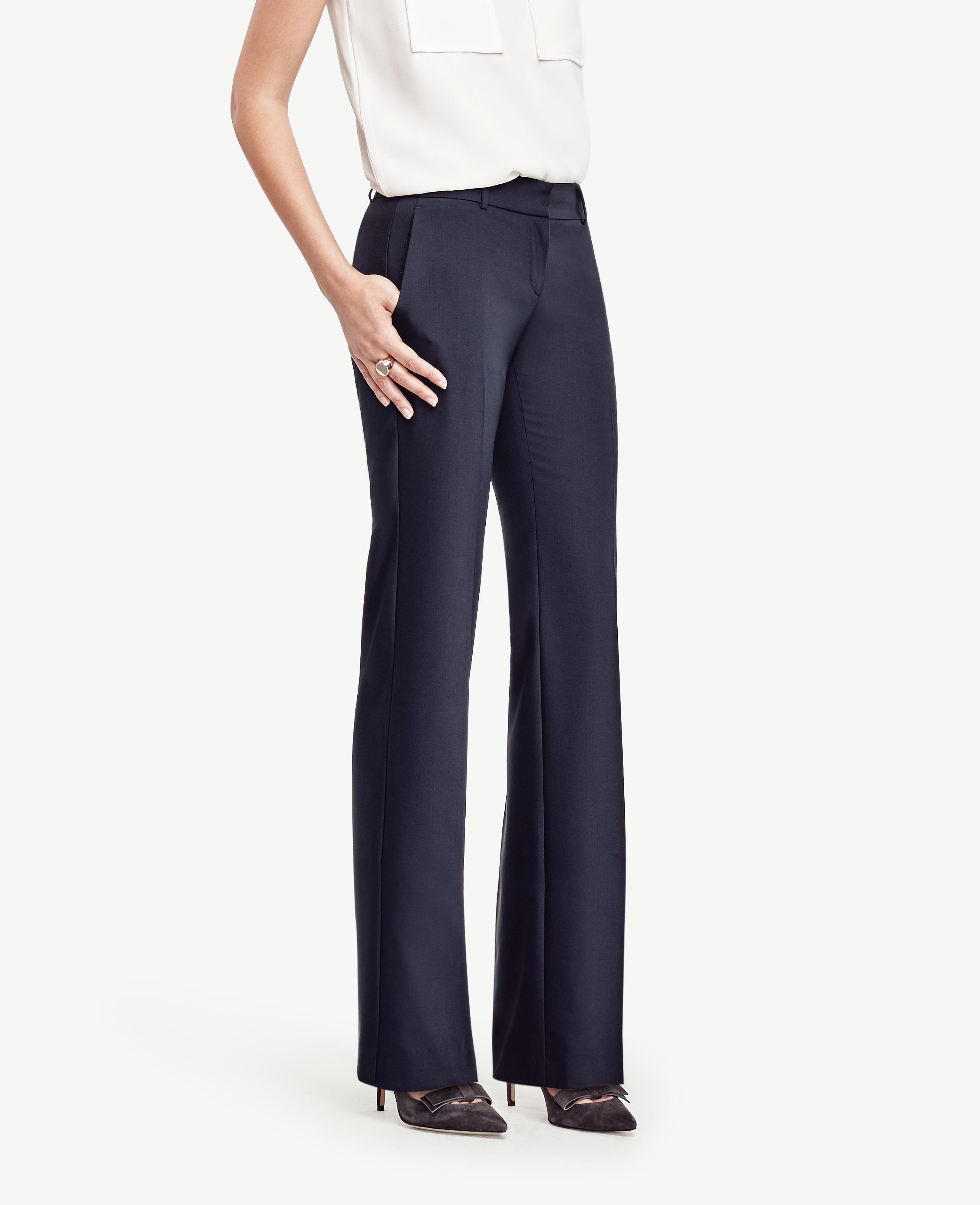 Loft Curvy Fit Pants