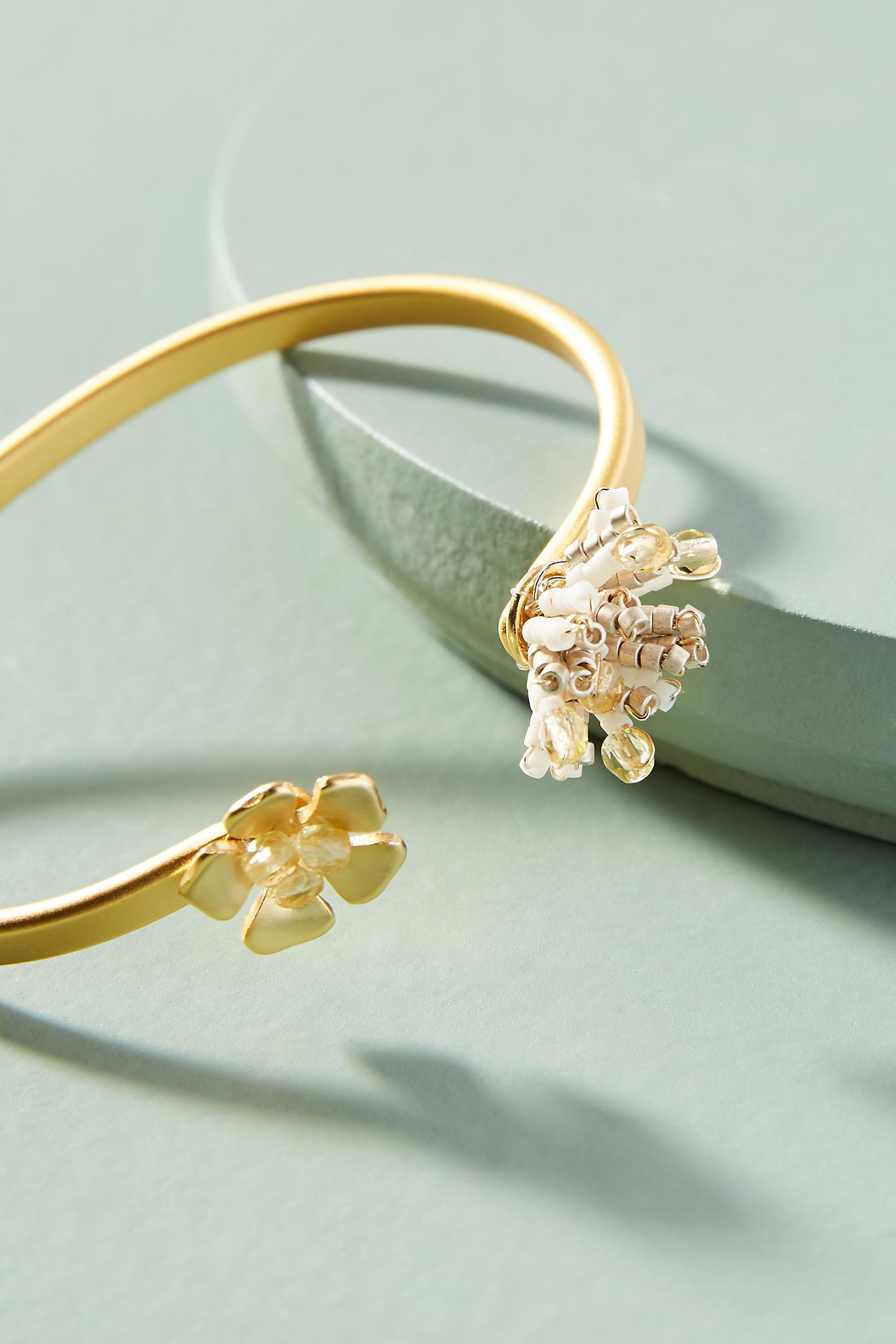 Mishky Coralina Flower Cuff fEV0ST