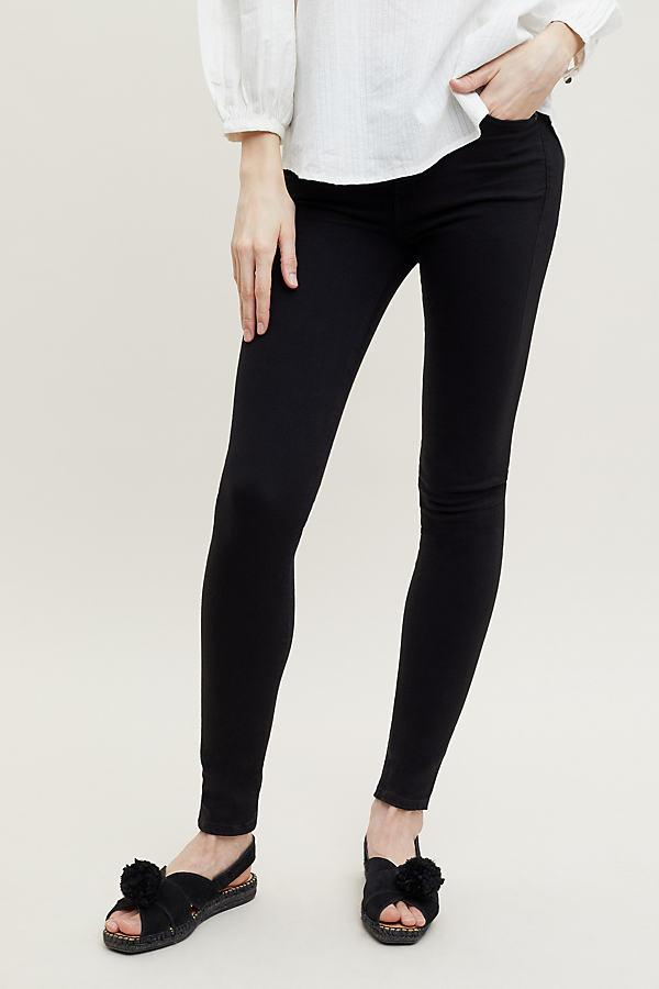 Citizens of Humanity Denim Rocket Skinny Jeans in Black