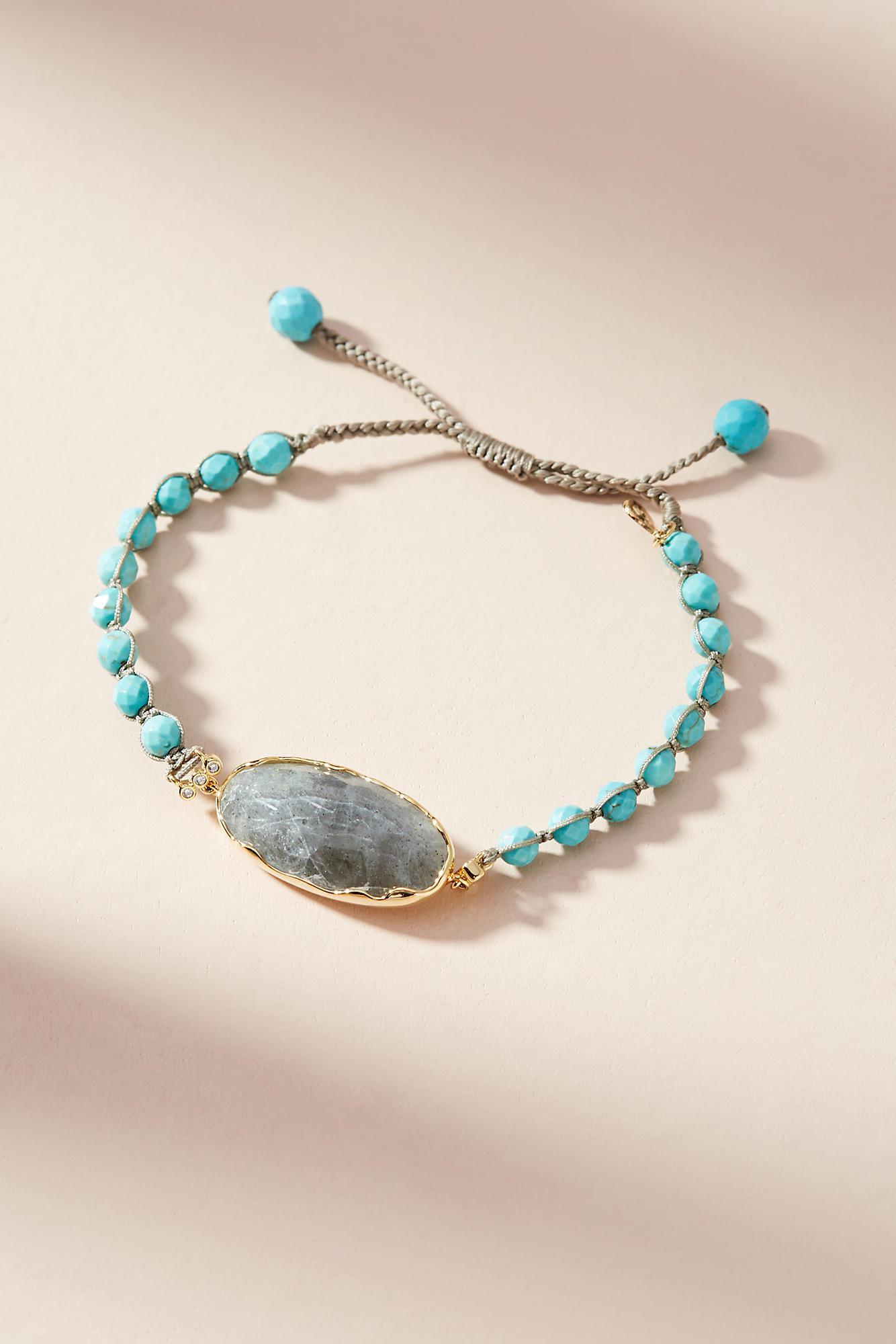 Anthropologie Marin Layered Bracelet D4kurfdRV