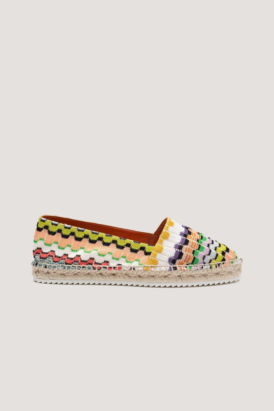 check-out 11be5 f7a07 Castaner Kenda Missoni Espadrilles - Lyst