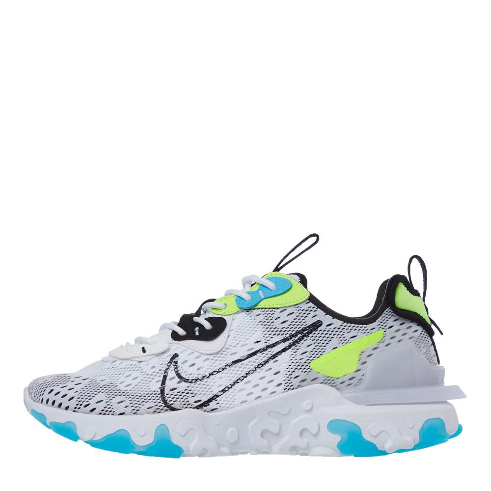 Nike React Vision Worldwide Trainers in White for Men - Lyst
