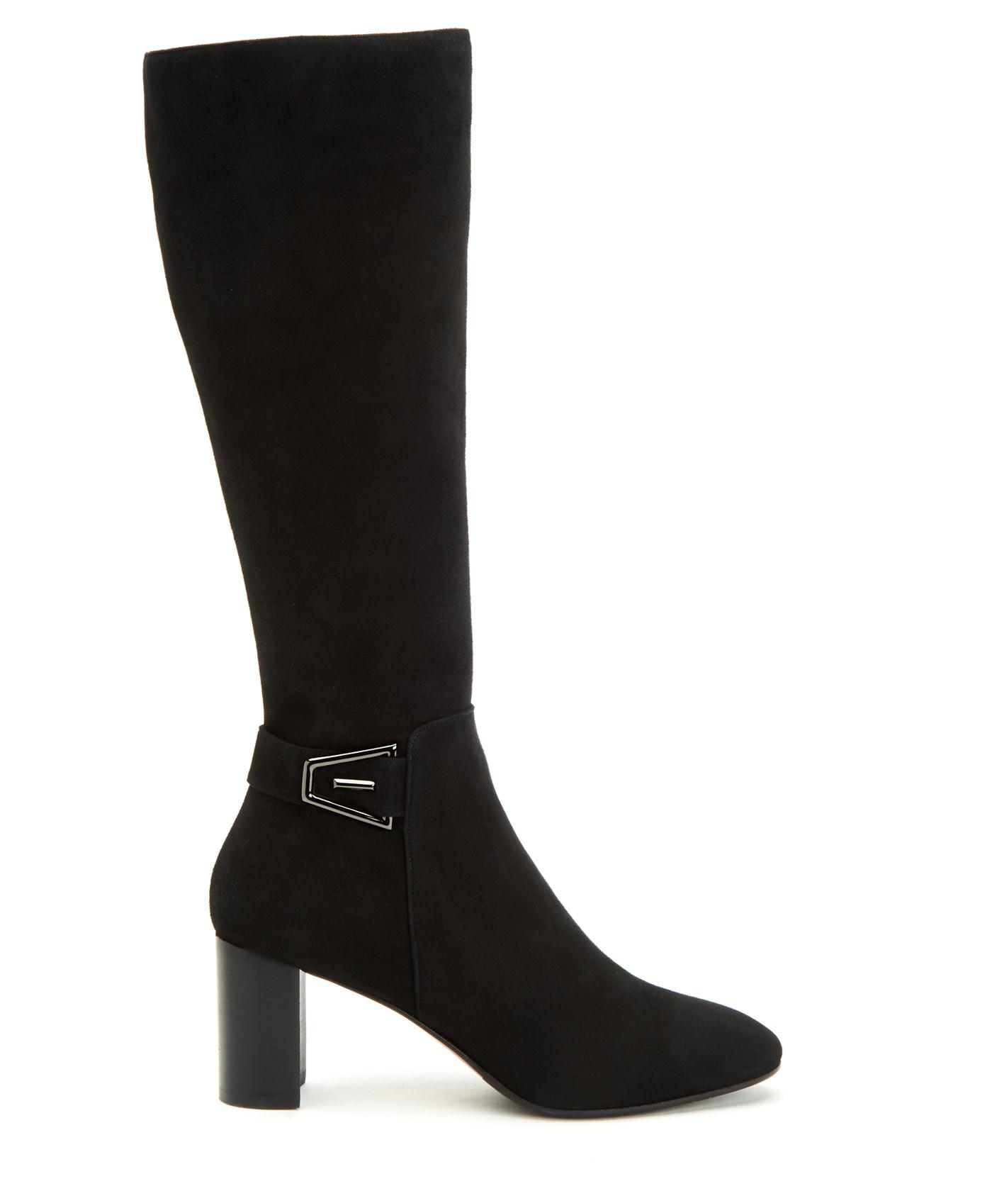 cheap sale looking for clearance from china Aquatalia Ruched Knee-High Boots JtHOwe