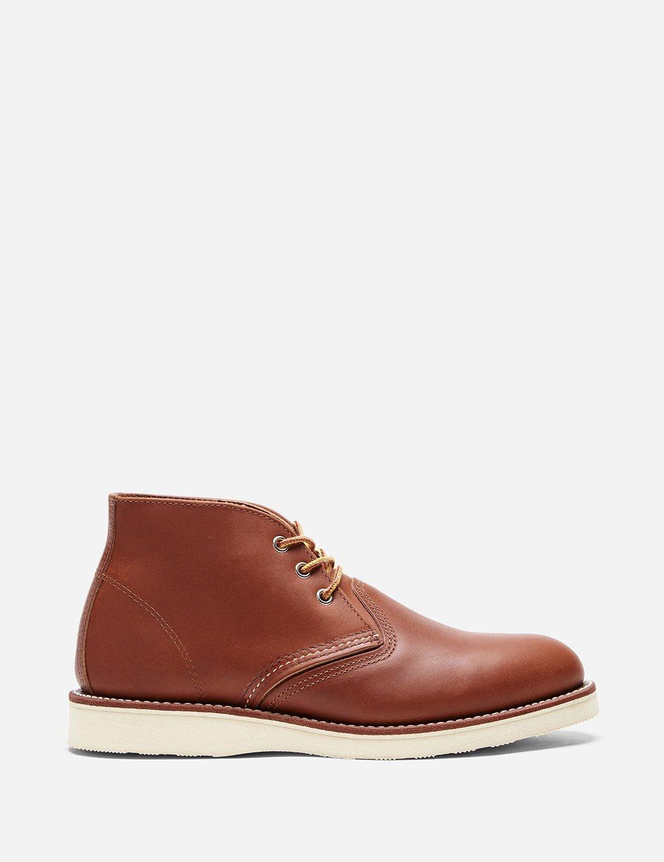 c841f323aff Men's Brown 3139 Chukka Boot