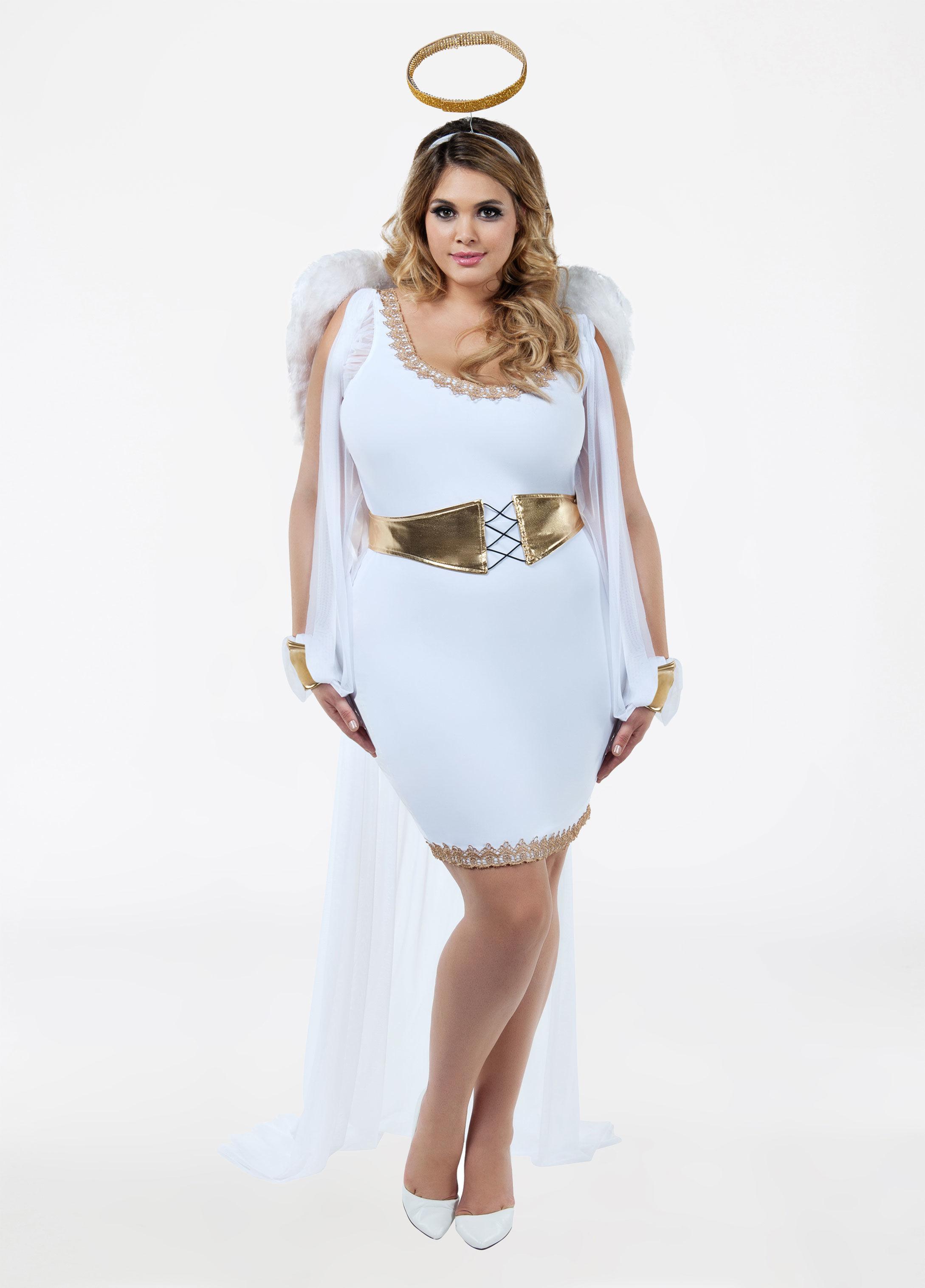 Plus Size Gorgeous Goddess Halloween Costume