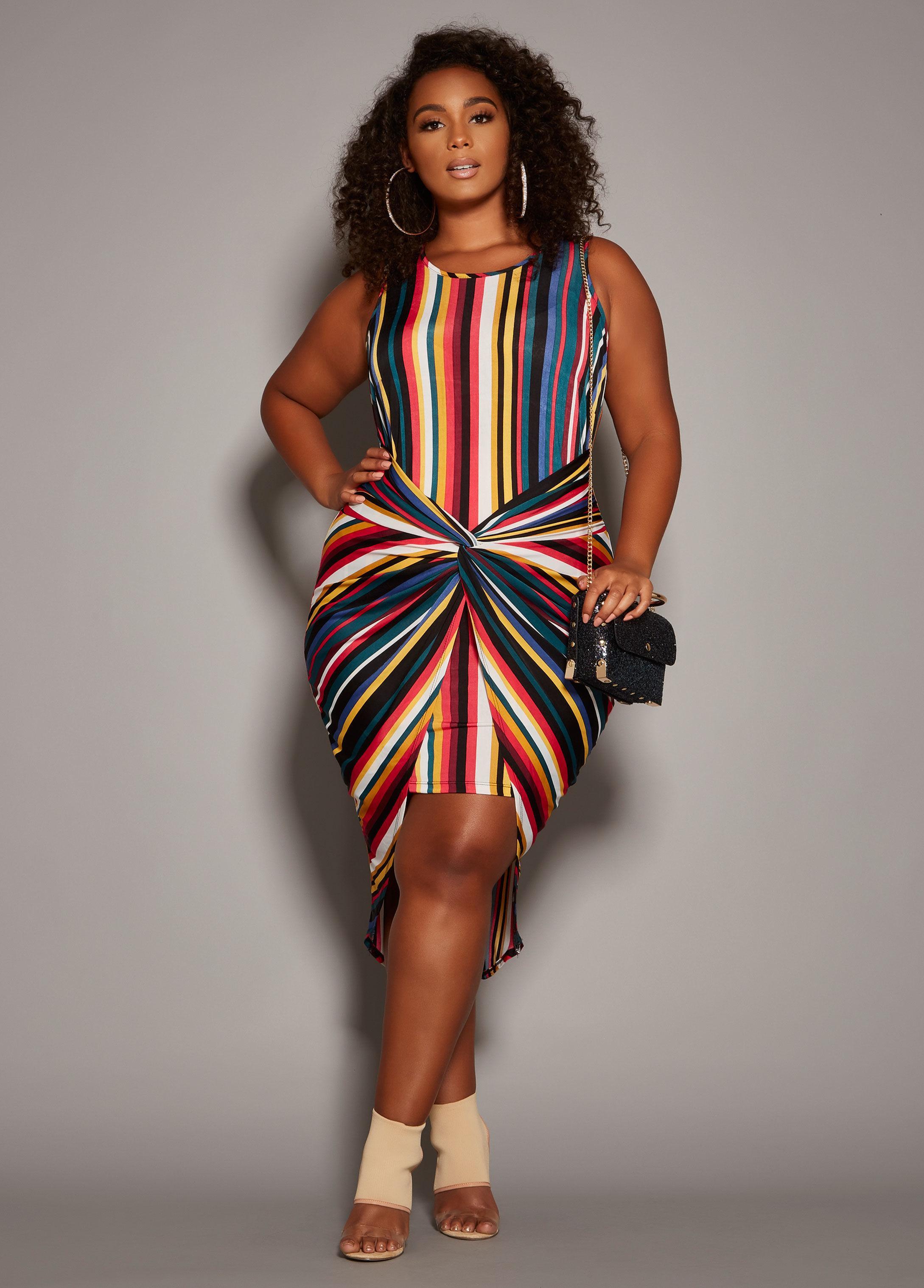 Plus Size The Kim Dress