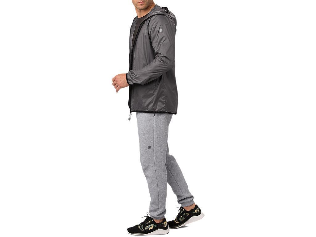 5f195dd2fe Asics Gray Sd Packable Jacket for men