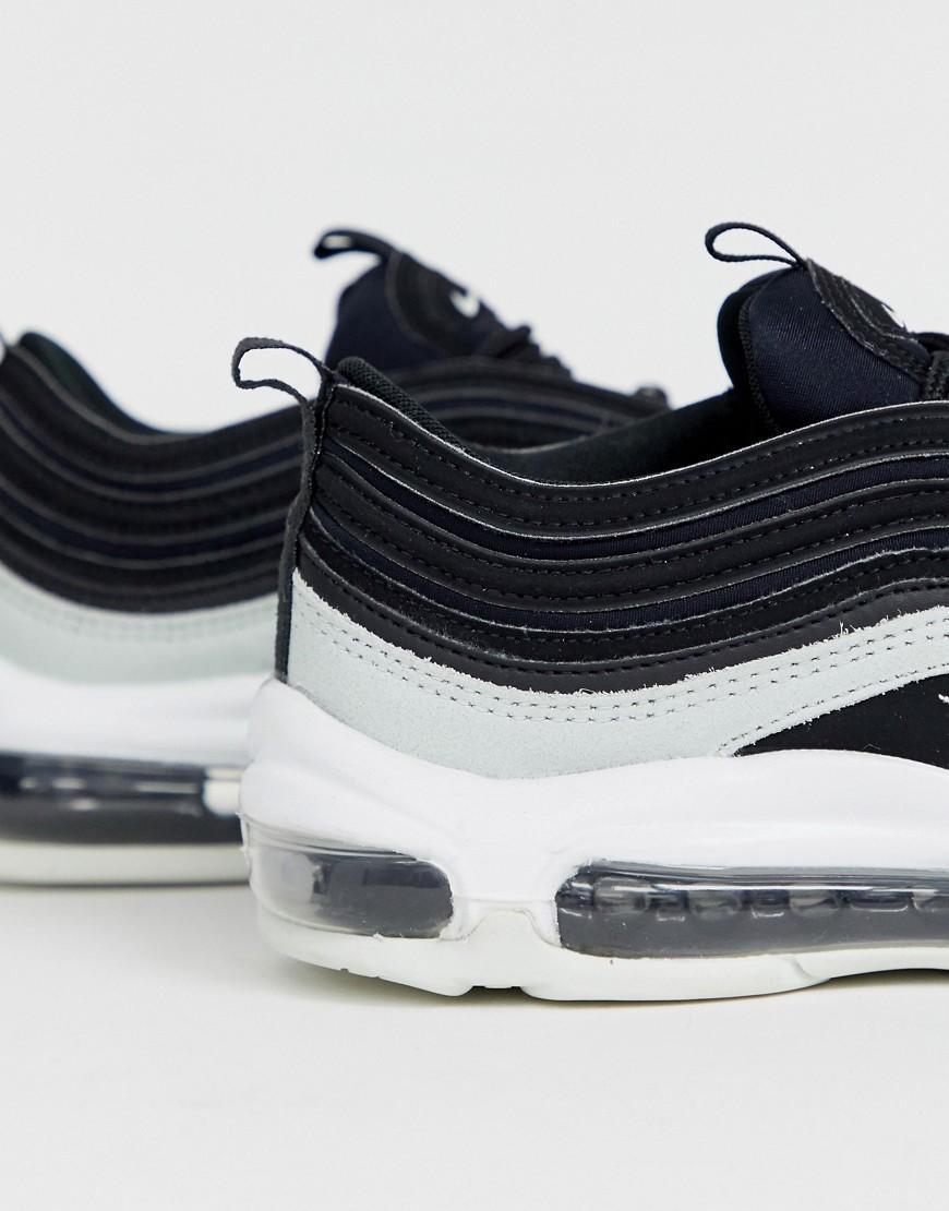air max 97 blancas y negras