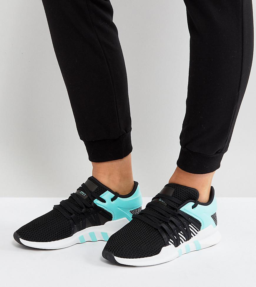 Originals Eqt Racing Adv Sneakers In Black And Mint