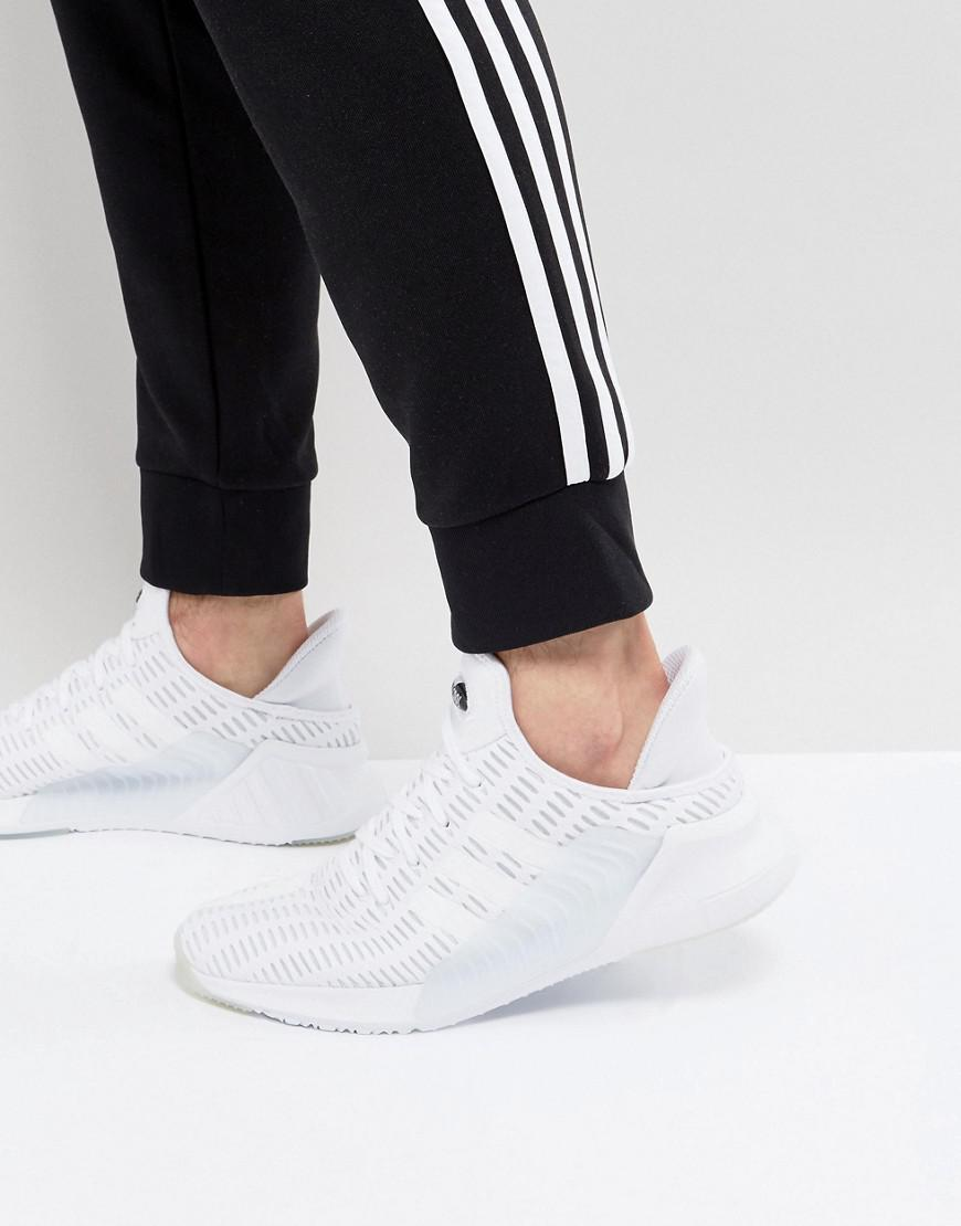online store 92775 5ba66 adidas Originals Climacool 0217 Trainers In White Bz0248 in
