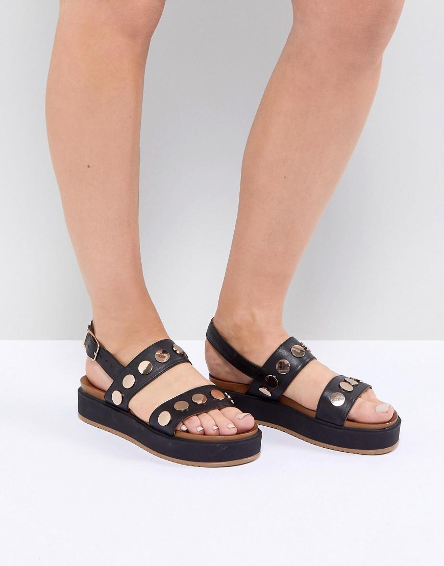 Kurt Geiger Makenna Flatform Sandals