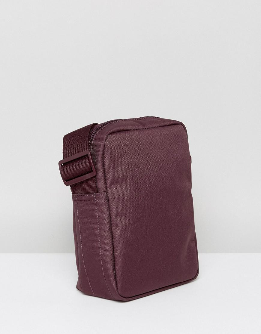 Men Canvas In Bag For Logo Red Lyst Burgundy Lacoste Flight 4wxaOWqA
