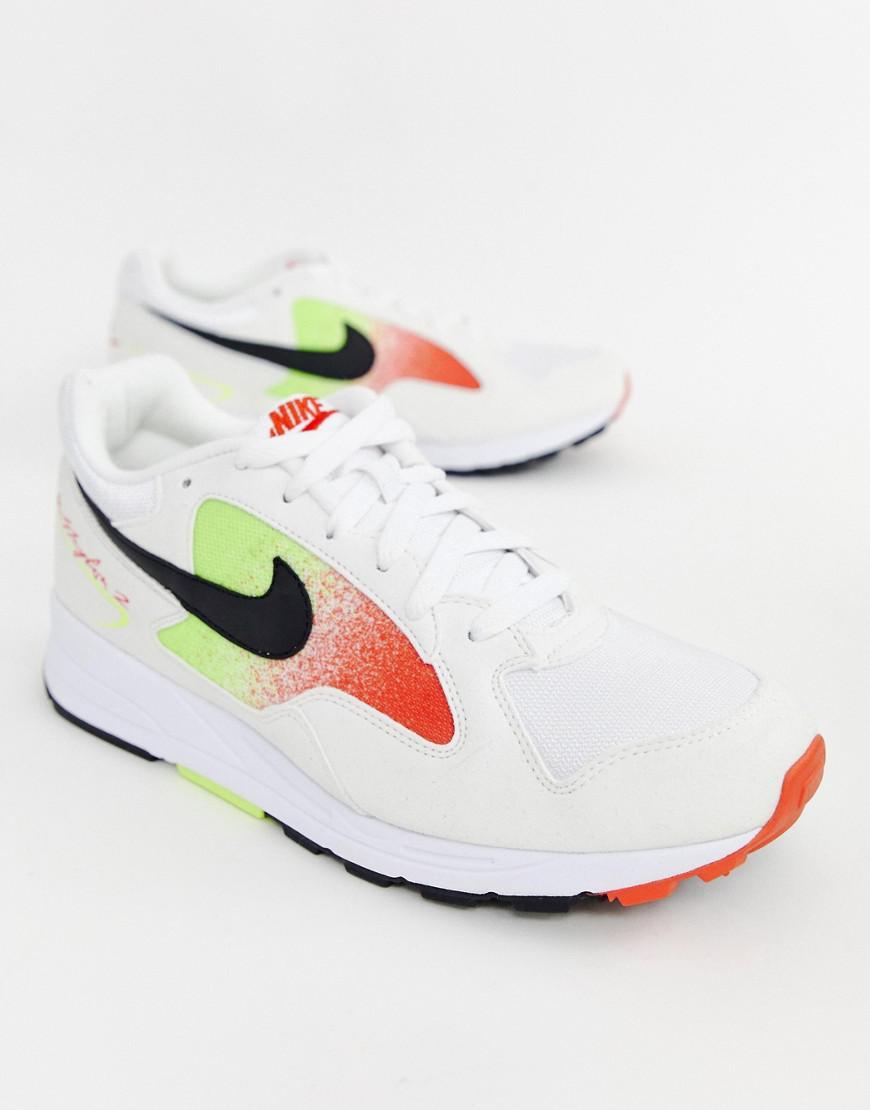 5668be1ab10 Nike Air Skylon Ii Sneakers In White Ao1551-105 in White for Men - Lyst