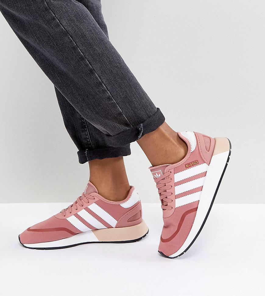 Originals Chaussure 5923 Adidas Coral Chalk N IDHE2W9