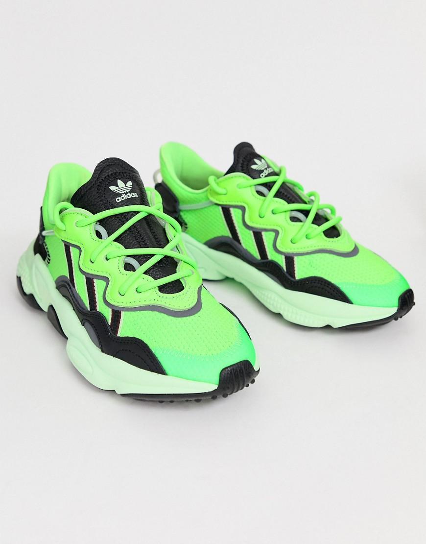 adidas ozweego vert