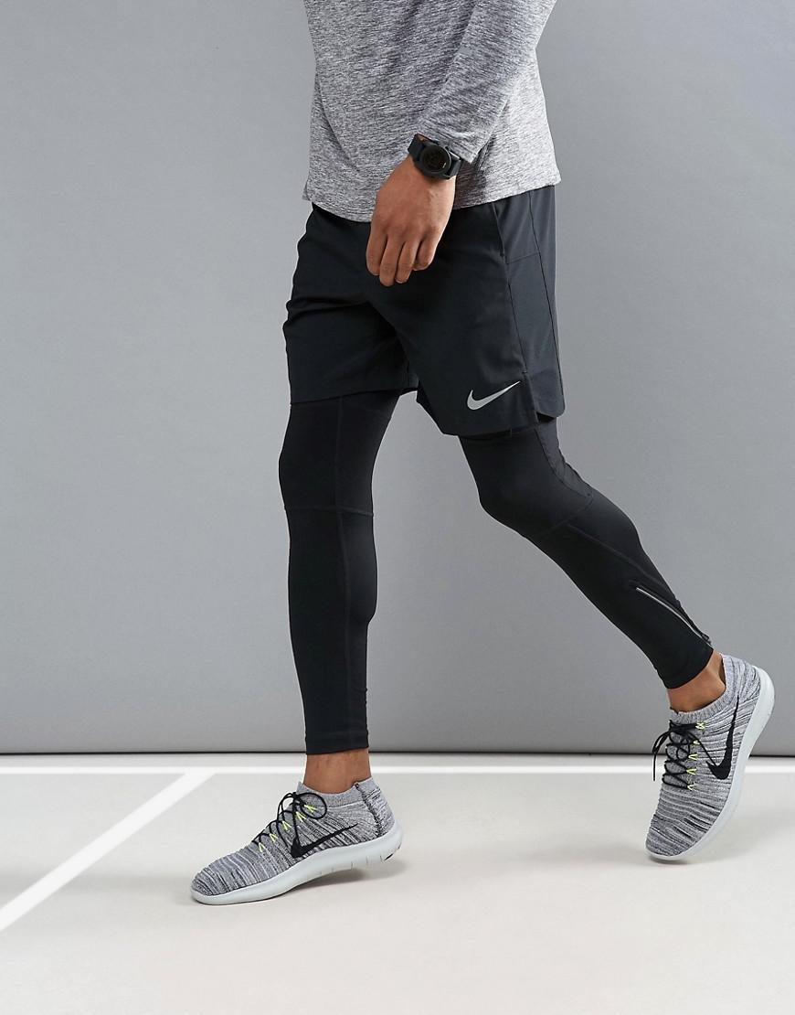 Discount Best Place For Sale Discount Sale Flex Challenger 7 Inch Shorts In Grey 856838-060 - Grey Nike Find Great Cheap Online Clearance Newest cBe2QQTapa