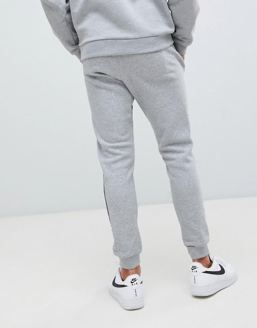 b7a60f9618 Nike Jdi Skinny Joggers In Grey 928725-063 in Gray for Men - Lyst