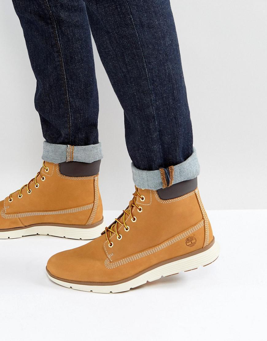 high fashion new high crazy price Killington 6 Inch Boots In Wheat