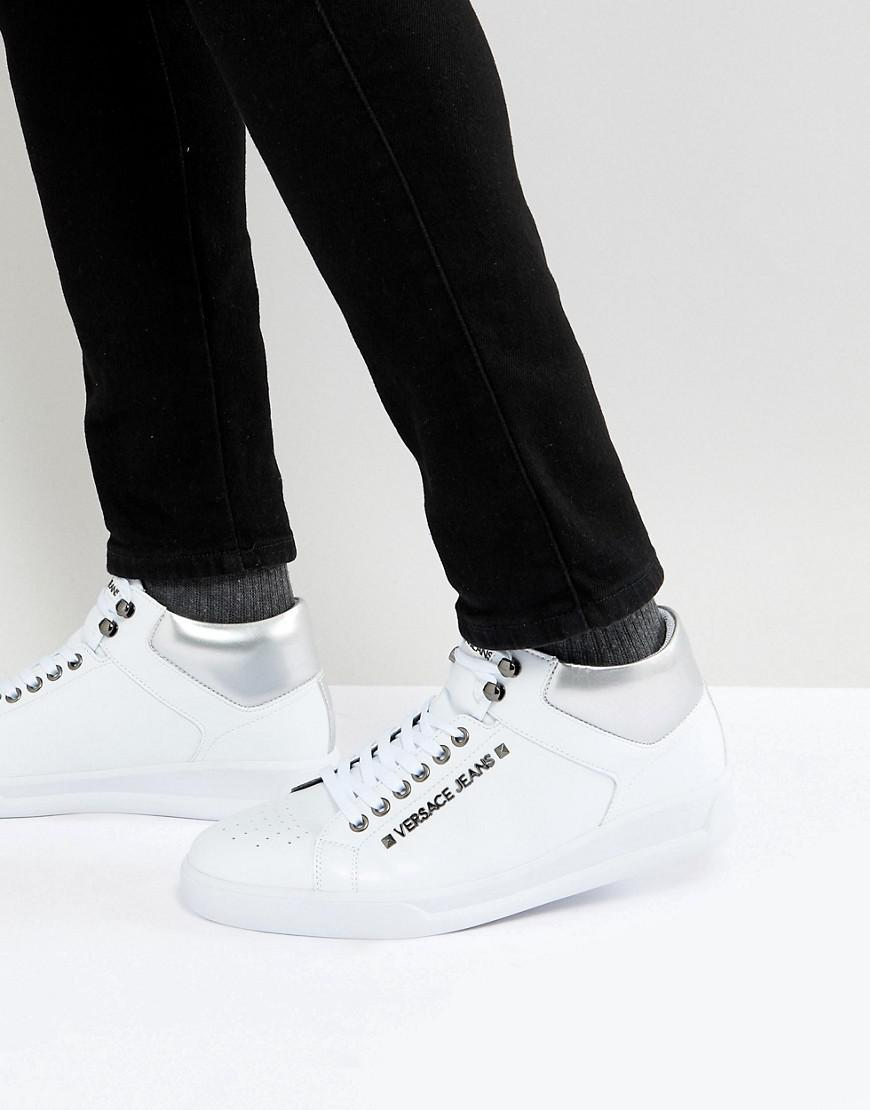 Versace Jeans Couture Denim High Top