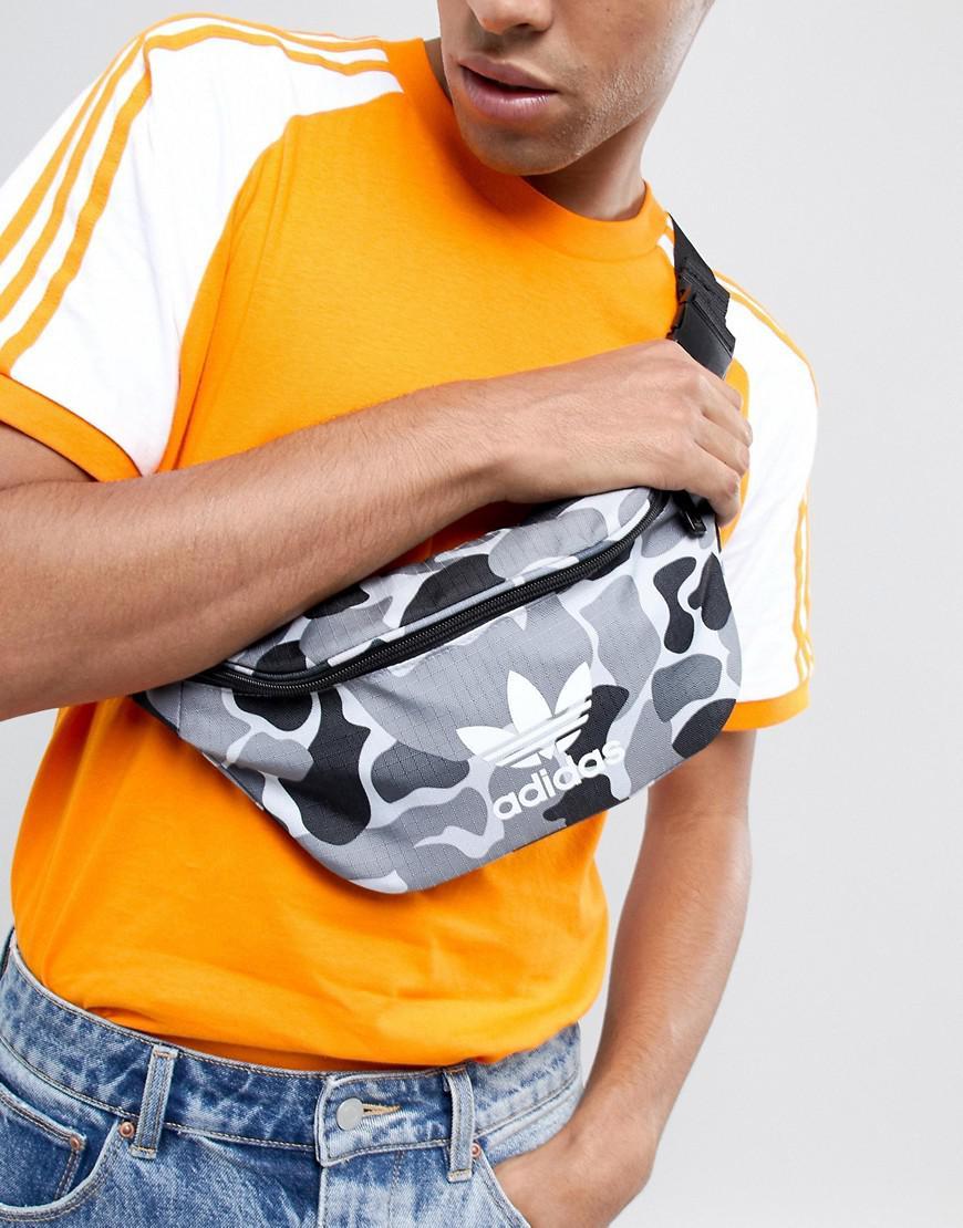Banane Lyst Originals Pour Camouflage Imprim Adidas Sac En Homme qqzxXrw5gn