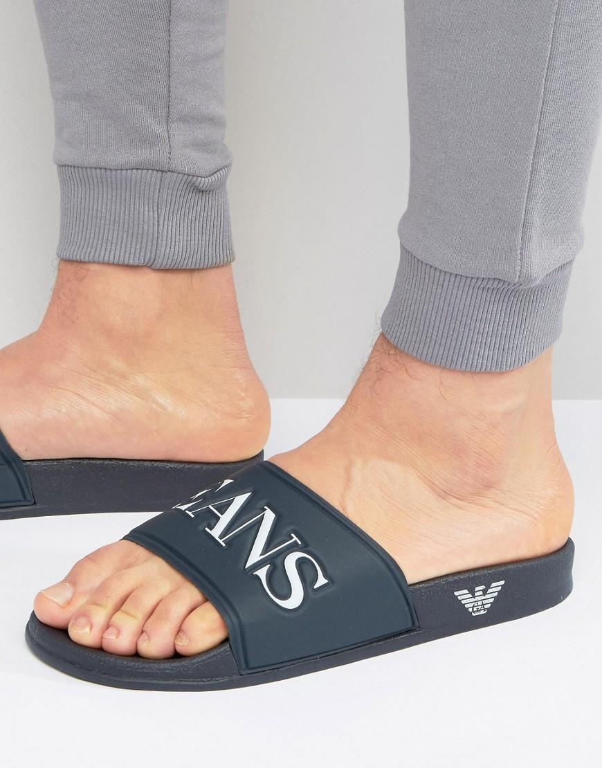 Asos Slider Navy River Island