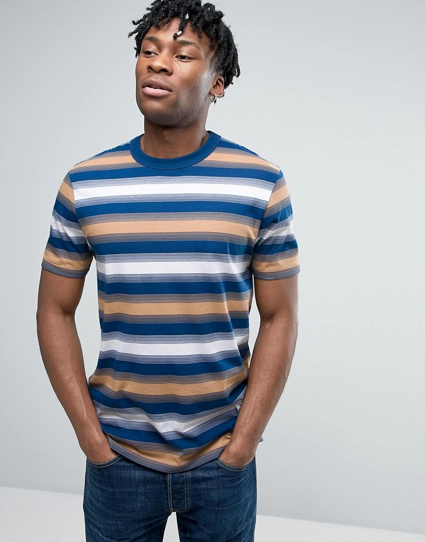 Looking for the latest styles of striped t-shirts for men in a range of colors and fabrics? Shop for men's striped t-shirts now at PacSun and enjoy free shipping on orders over $50! My Account. Migos Culture Stripe Blue & White T-Shirt $ New Arrival. Young & Reckless Terrace Stripe T-Shirt $ Men.