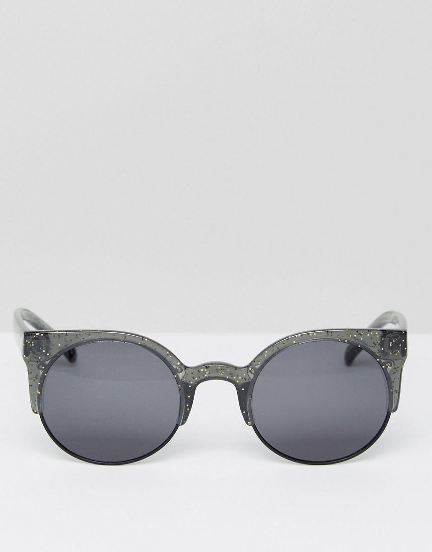 Vans Canvas Halls & Woods Sunglasses in Black