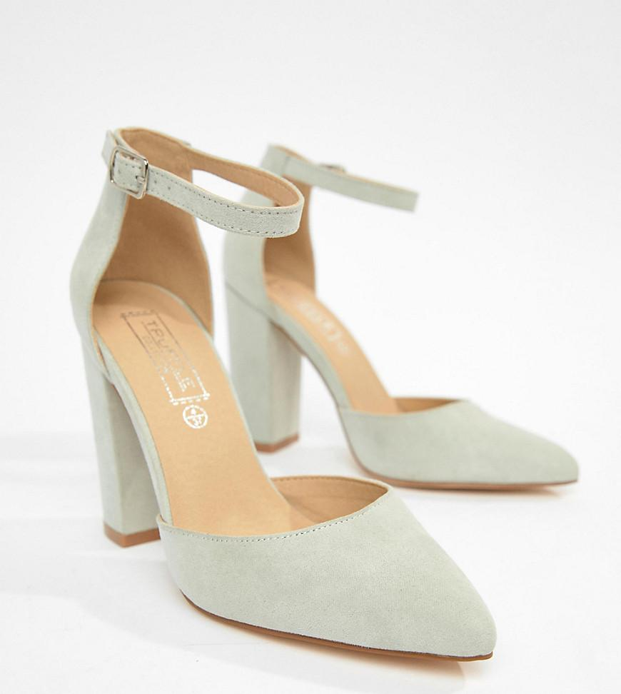 Truffle Collection Pointed High Heels