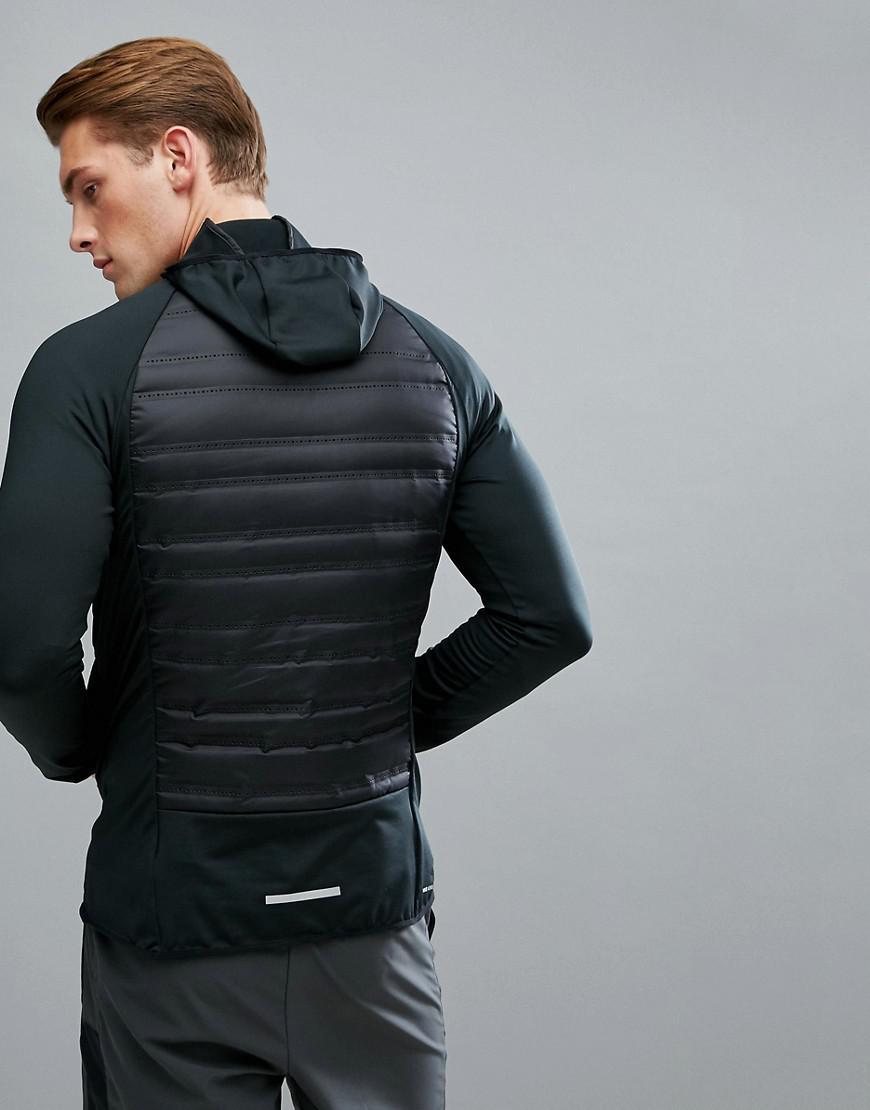 Marino Distillare lupo  Nike Aeroloft Padded Hybrid Jacket In Black 872371-010 for Men - Lyst
