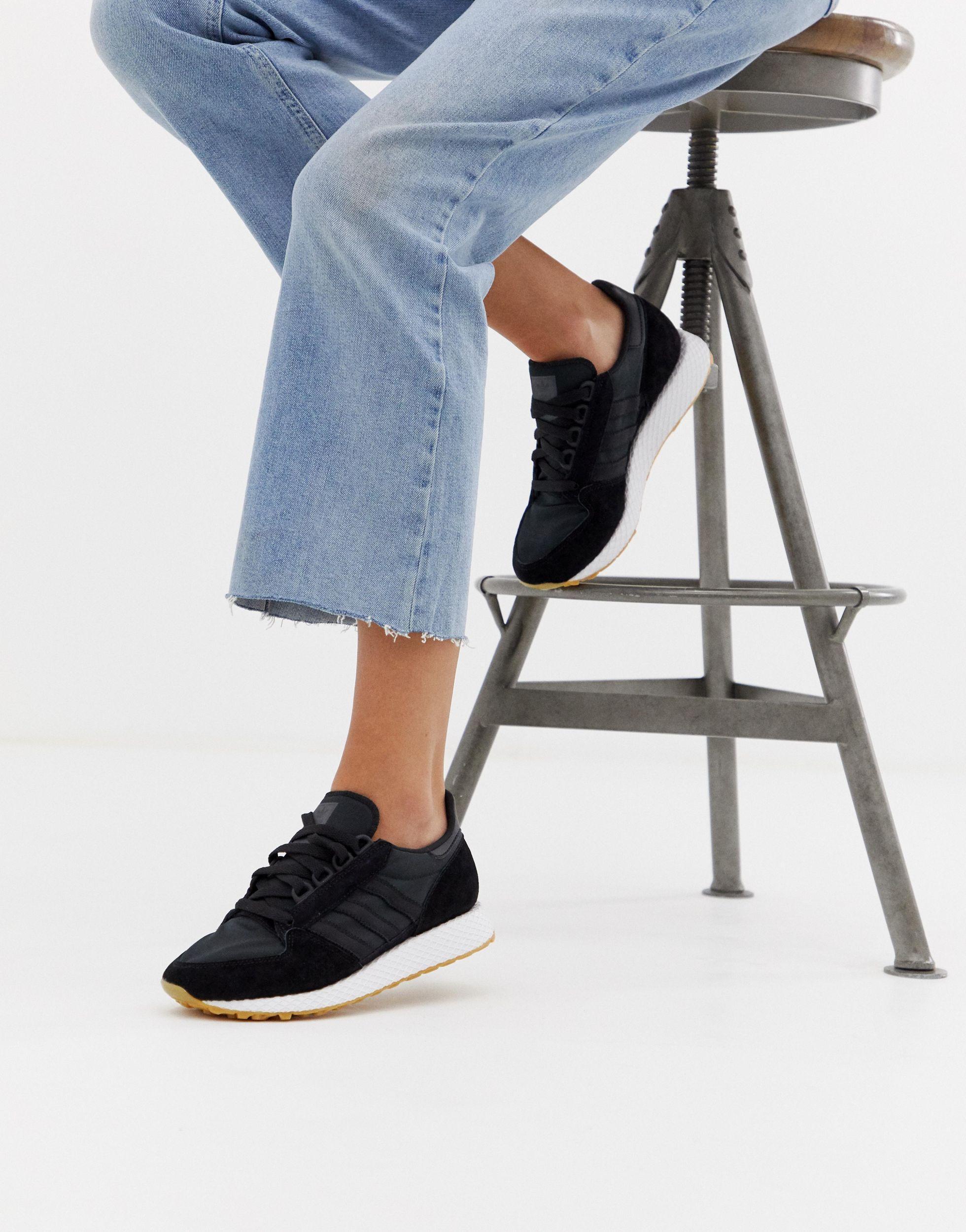 Zapatillas adidas Originals de color Negro