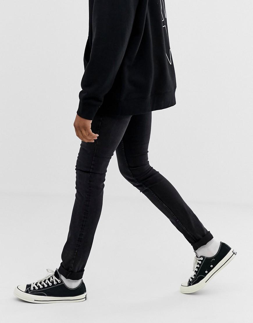 Cheap Monday Denim Tight Skinny Jeans in Black for Men