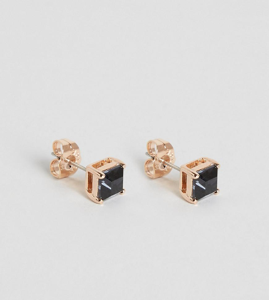 black crystal studs biko gold brass stud spike products crystalstuddrops